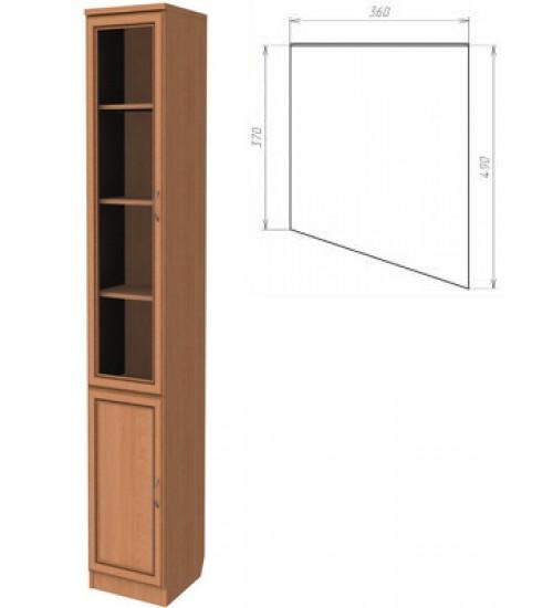 Шкаф для книг (консоль правая)
