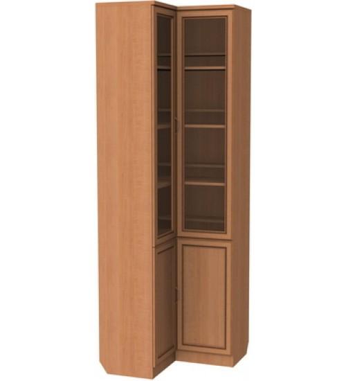 Шкаф для книг угловой