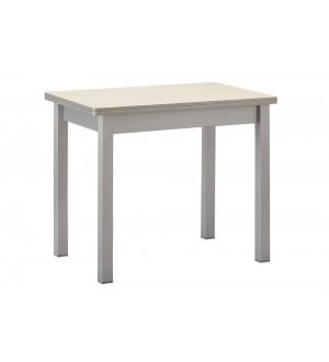 Стол обеденный раскладной со скруглением