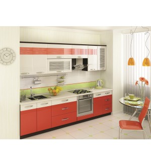 Модульная кухня Оранж 300
